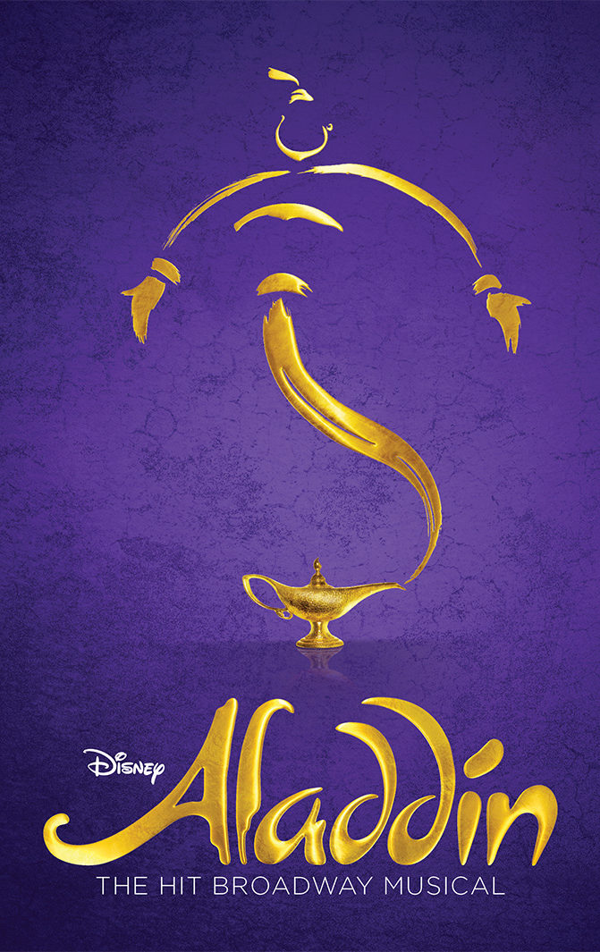 Disney's Aladdin the Broadway Musical Logo