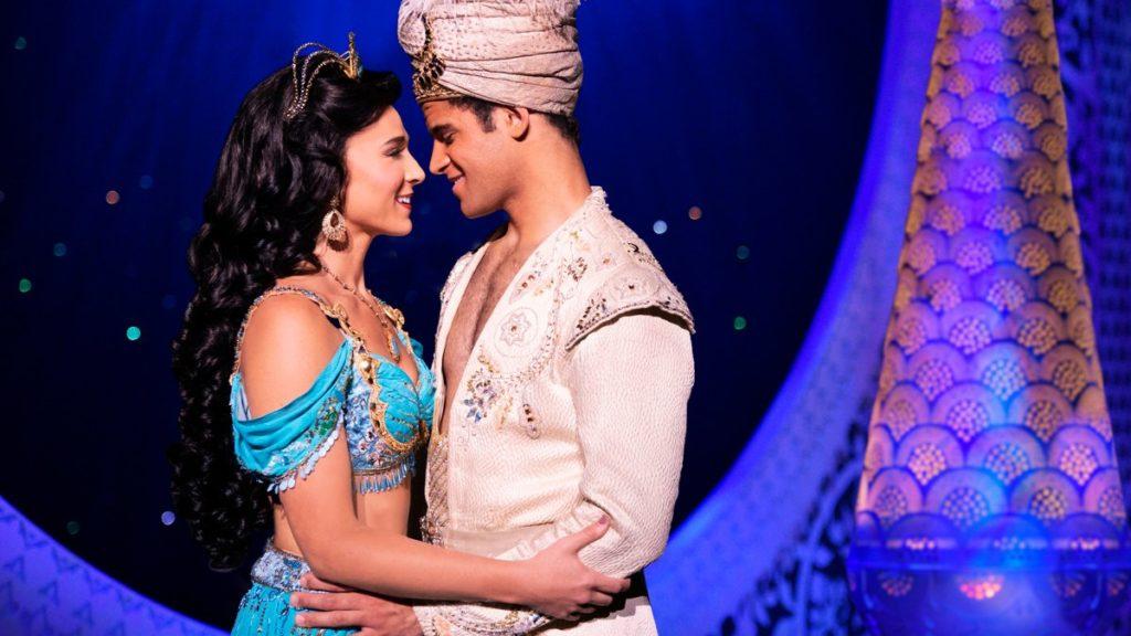 National Tour Show Photos - Aladdin - 7/18 - Photo: Deen van Meer