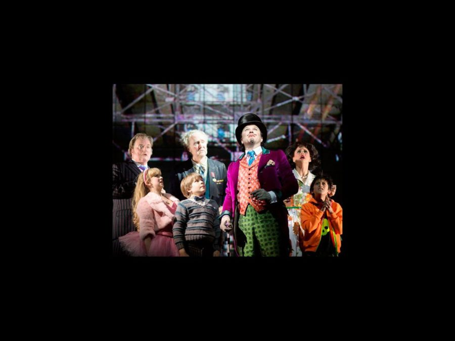 PS - Charlie and the Chocolate Factory - Douglas Hodge - cast - 6/13