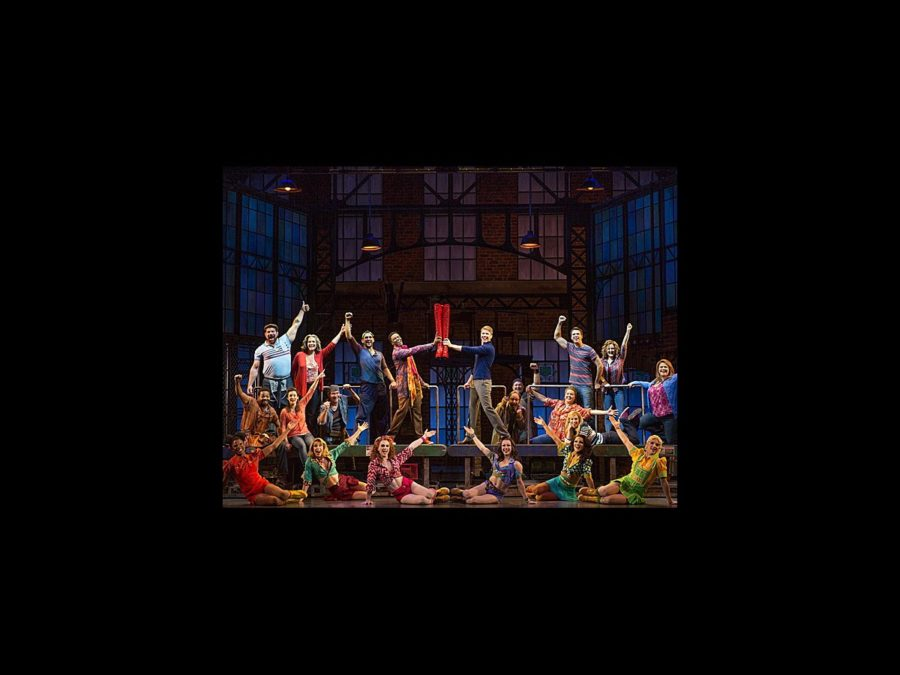 TOUR - Kinky Boots - NOS- wide - 10/14