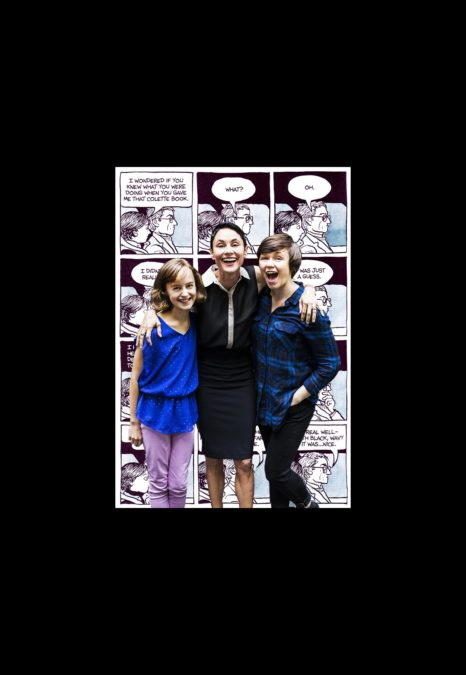 Fun Home - Sydney Lucas - Beth Malone - Emily Skeggs - wide - 5/15 -