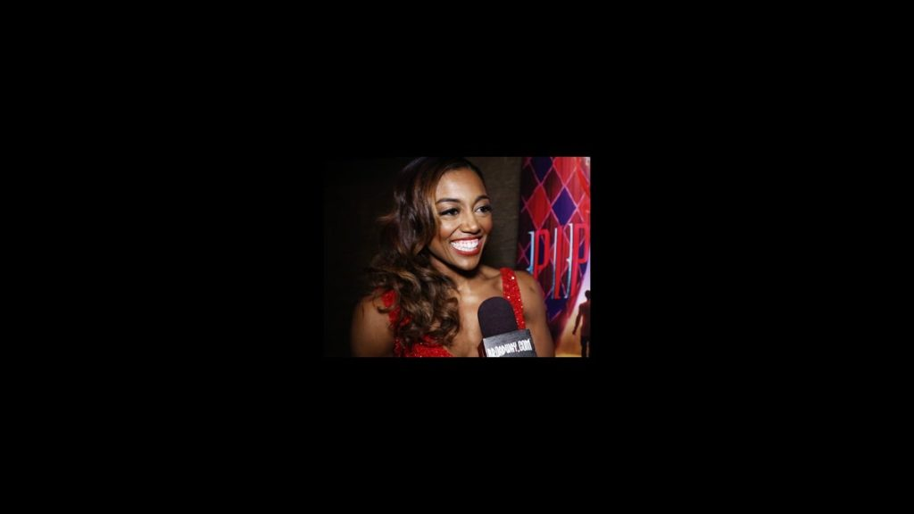 On the Scene - Pippin opening - Patina Miller - 4/13
