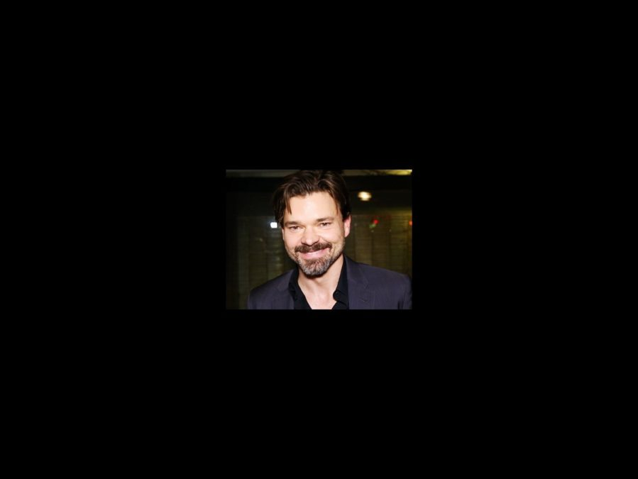 On the Scene - Hands on a Hardbody opening - Hunter Foster - 3/13