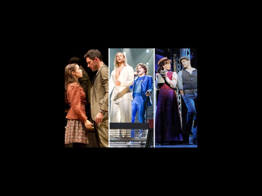 Broadway Buzz Feature - Once - Jesus Christ Superstar - Newsies - wide - 4/12