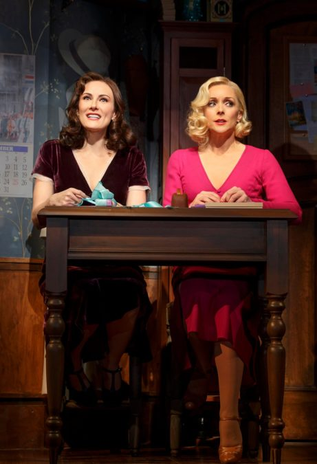 PS - SHE LOVES ME - Laura Benanti - Jane Krakowski - Joan Marcus