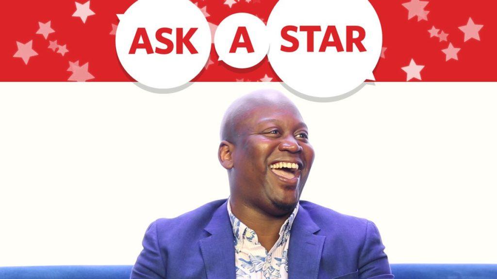 Still - Ask a Star - Tituss Burgess