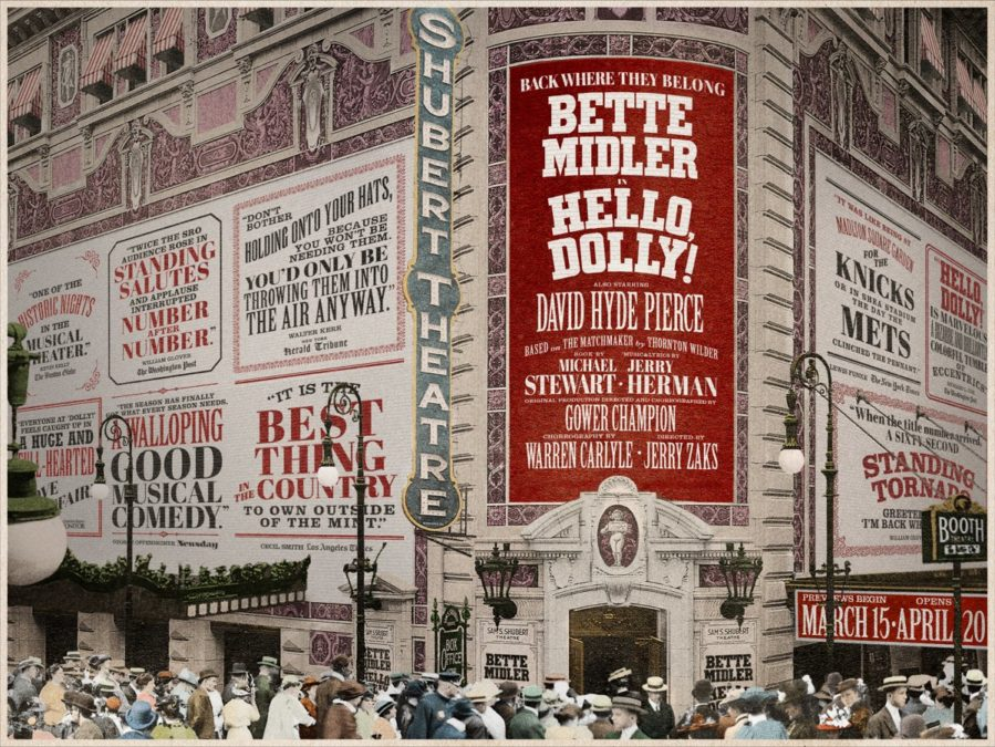 Hello Dolly - Logo - 5/16 -