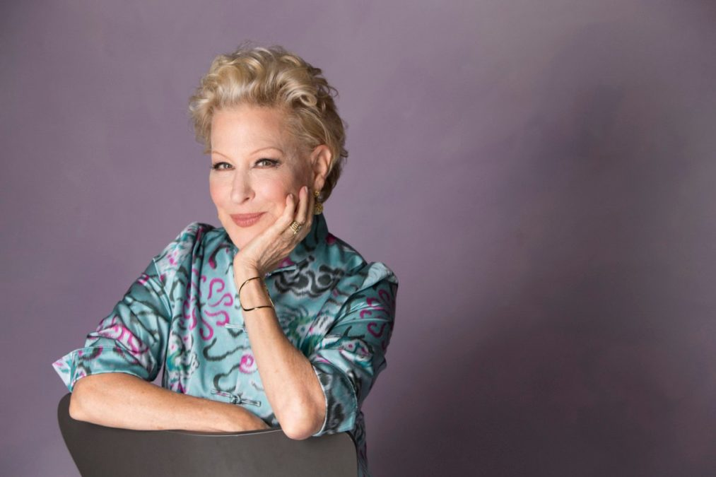 Press - Bette Midler - Hello