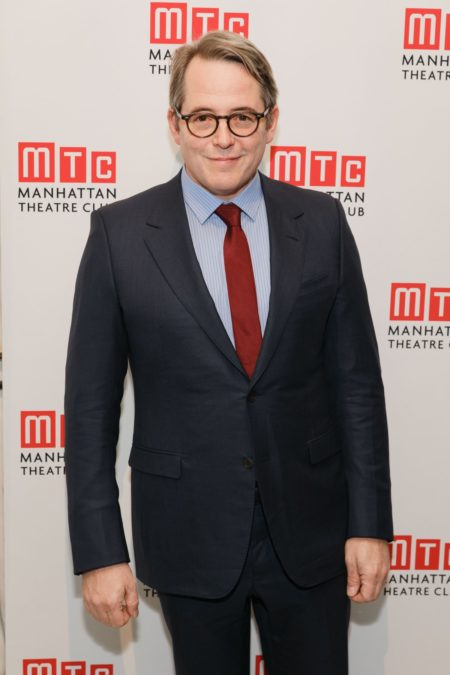 Matthew Broderick - Photo: Emilio Madrid-Kuser - 1/17