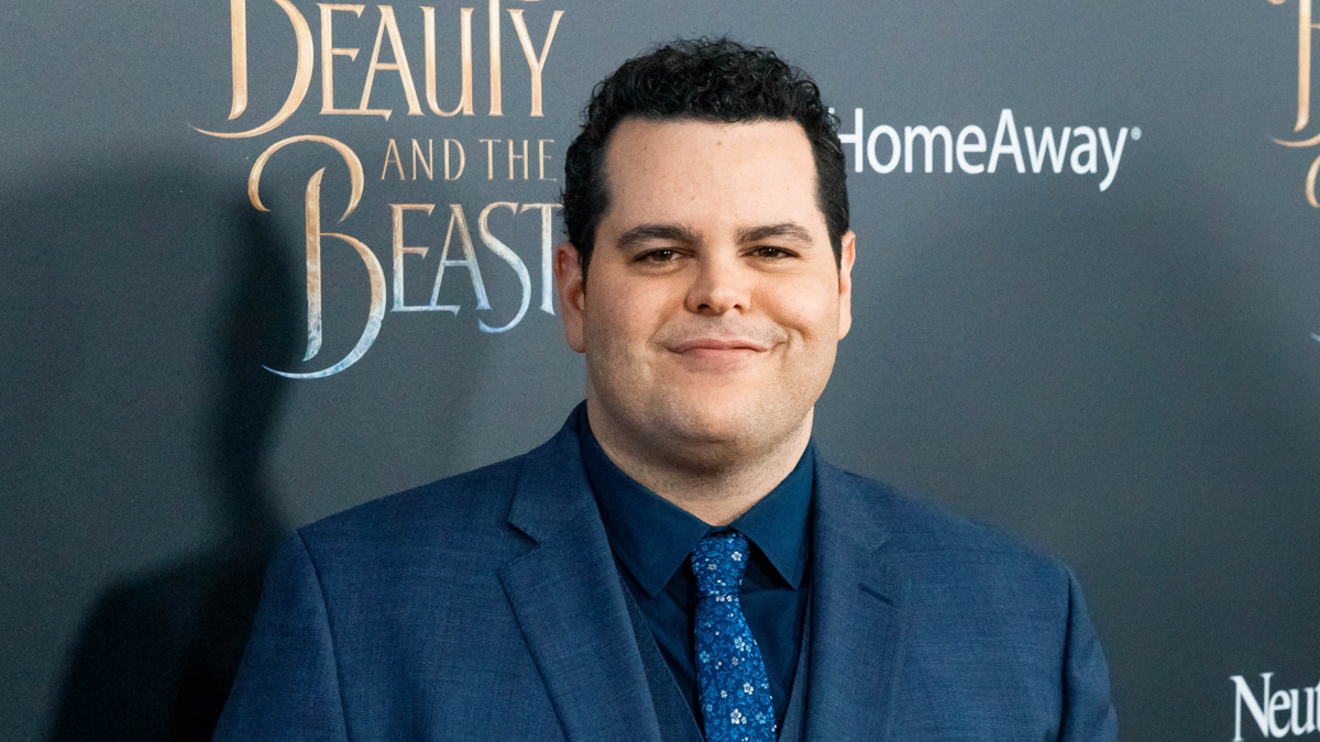 Josh Gad - 9/20 - Emilio Madrid for Broadway.com