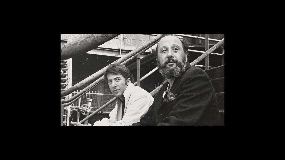 Dustin Hoffman - Murray Schisgal - NYPL - 1968