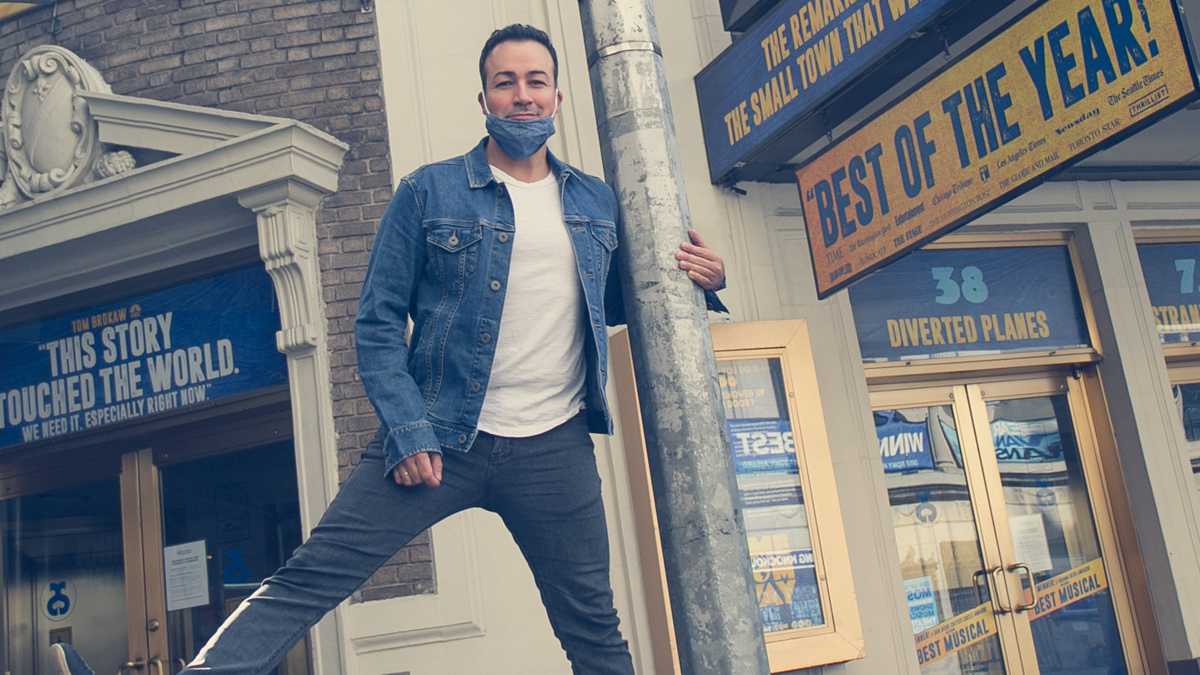 Away from Home - Caesar Samayoa - Come From Away - Matthew Stocke - 10/20
