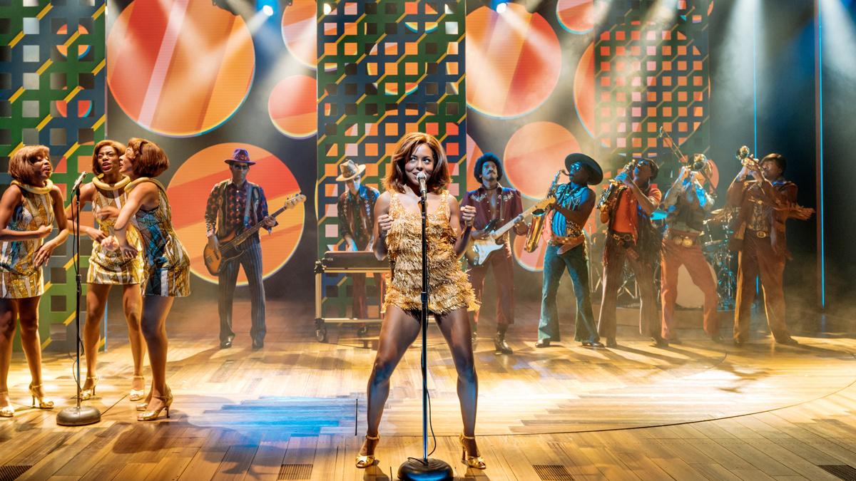 Show Photos - Tina: The Tina Turner Musical - 11/19 - Adrienne Warren - Photo: Manuel Harlan