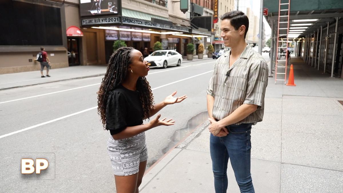 WI - Charlie Cooper - Jason Gotay - 8/21 - Broadway Profiles